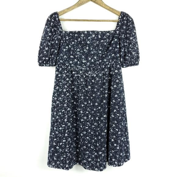 Anthropologie Dresses & Skirts - Maeve Lillianne Off Shoulder Floral Eyelet Dress